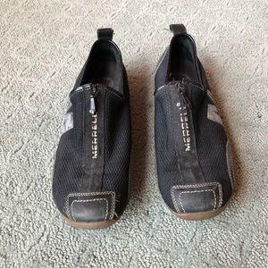 Merrell shoes.